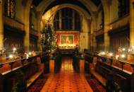 The Barnard Castle Chapel at Christmas