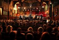 Headmaster's concert at Sedbergh Boarding School
