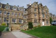 School year at Barnard Castle Boarding School in England